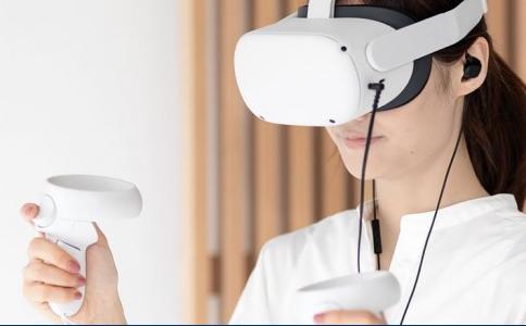 日本推首款针对VR游戏的VR耳机