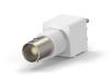 1-1478033-0 BNC Ins Str PCB Skt 75Ohm White