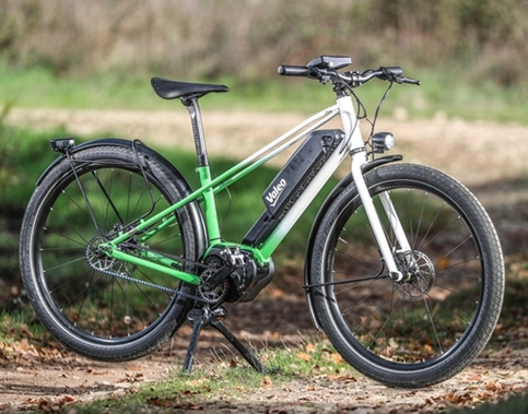法雷奥推新型电动自行车动力系统