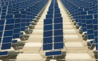 旭科全铝光伏支架助力西沙群岛2MW光伏电站项目,立于天之涯海之角