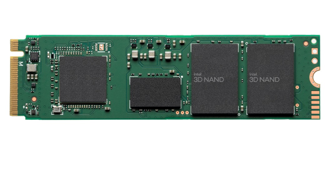英特爾發布670p SSD:全新主控