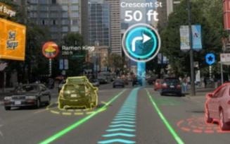 Phiar的深度学习AI技术在汽车信息娱乐系统上运行
