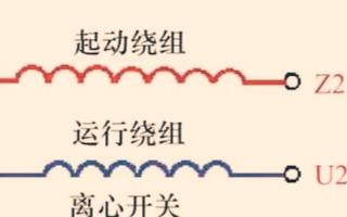單相雙電容電動機接線詳解