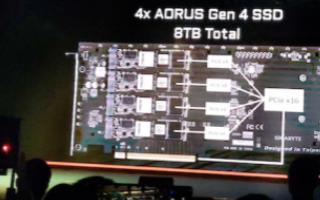 以驚人的數據傳輸速度運行的Frankenstein SSD