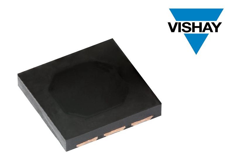 Vishay推出業界首款表面貼裝,經過汽車應用認證的四象限硅PIN光電二極管