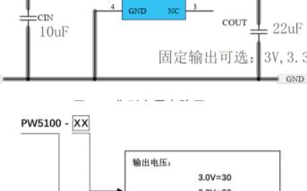 PW5100低壓升壓芯片的性能特點及應用范圍