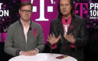 """""""新的T-Mobile""""将制定新的15美元2GB..."""