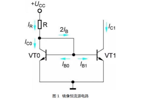 4种镜像恒流源电路的详细分析