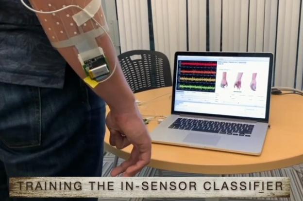 科學家研發可檢測手勢的智能手套