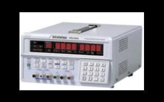 PPE-3323可編程線性直流電源的產品特點及應用范圍