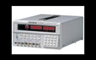 PPT系列可編程線性直流電源的功能特點及應用范圍