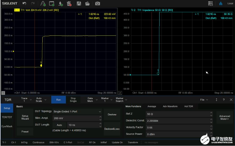 鼎阳科技发布SNA5000X系列矢量网络分析仪