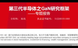雙重因素推勱GaN射頻器件價格加速下降