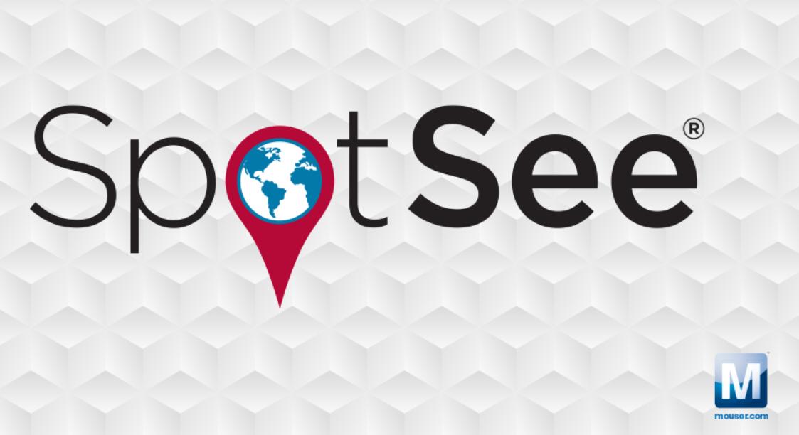 贸泽电子与物联网模块供应商SpotSee签署全球...