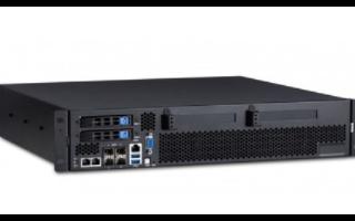 凌华科技MECS-7210 2U边缘服务器,加速...