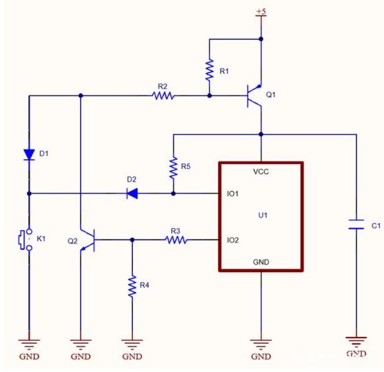 MCU待机如何实现零功耗?