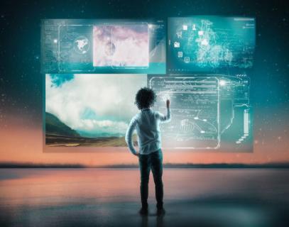 智慧屏將成為家庭的智慧交互中心