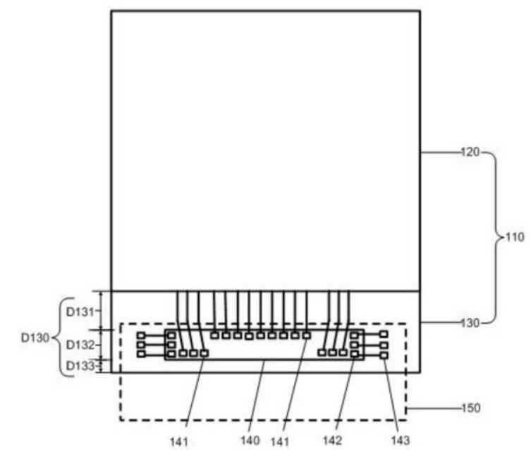 格科微的顯示驅動芯片專利解析
