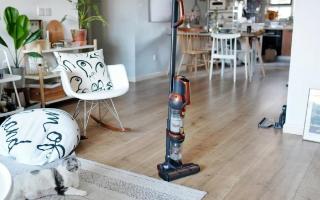 莱克立式吸尘器相比于传统的手持吸尘器,它有哪些优...