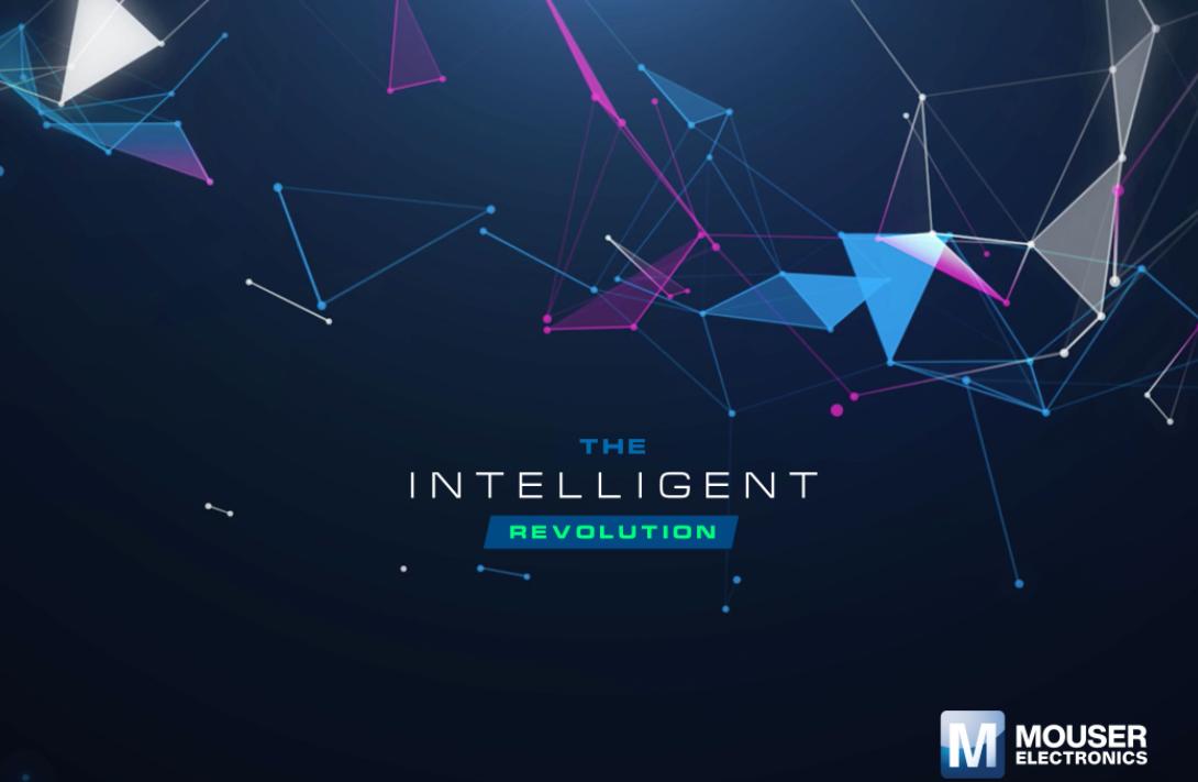 贸泽电子推出智能革命系列新一期电子书  探索AI...