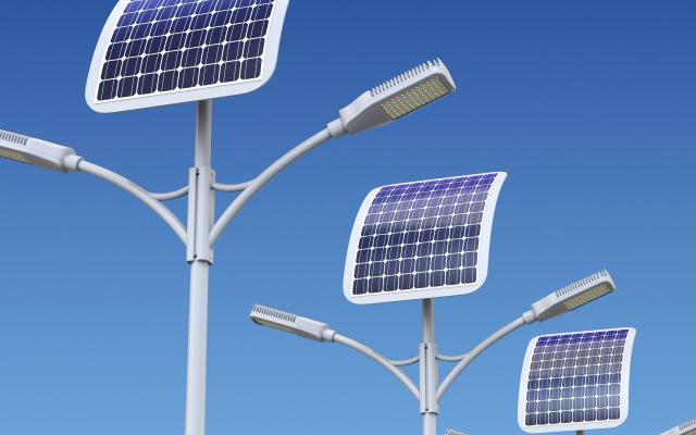 太阳能路灯灯杆的高度该怎样确定