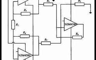 基于NJM4580运算放大器实现电磁超声换能器级联放大电路的设计