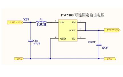 干电池升压3.3V的电源芯片和方案详细说明