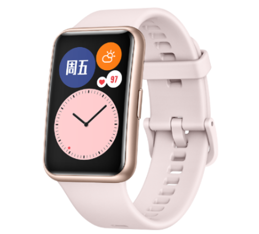 華為首款矩形智能手表開啟預售