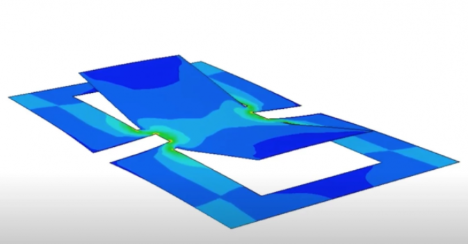 受折纸启发,科学家打造纳米级3D微观结构