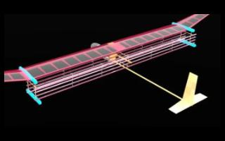 美國麻省理工學院研發研發利用離子推動無人機起飛