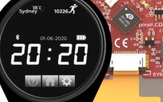 4D Systems的pixxiLCD圖形顯示器為系統編程提供廣泛的可能性
