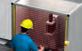 PLC自動工位所使用的條形光柵的解法與調試