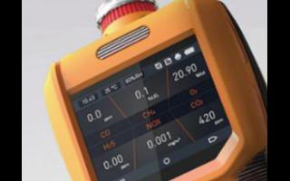 MS600便攜式氣體檢測儀,適用于多種危險場所