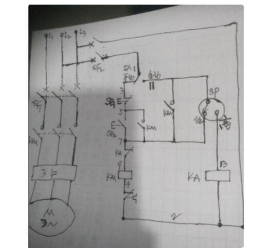 電接點壓力表工作原理_電接點壓力表控制水泵