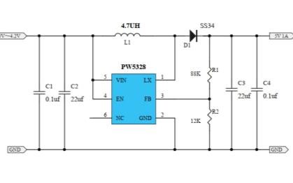2V升压到3V的芯片和方案介绍
