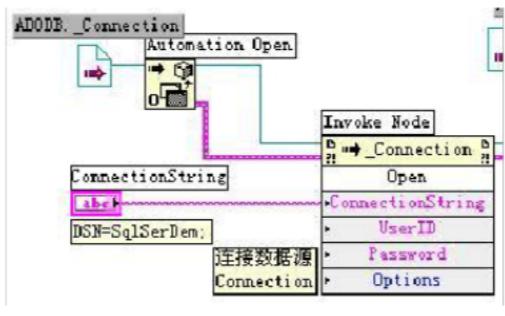 LABVIEW与SQL SERVER的连接方法详细说明