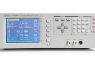 TH2684絕緣電阻測試儀的性能特點及應用范圍