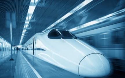 京雄城際鐵路今天正式全線開通:時速 350 公里,全程 50 分鐘