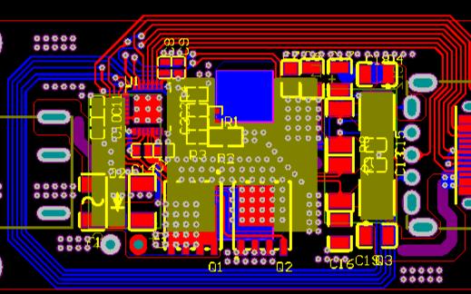SW3518S全协议快充电源模块的电路方案