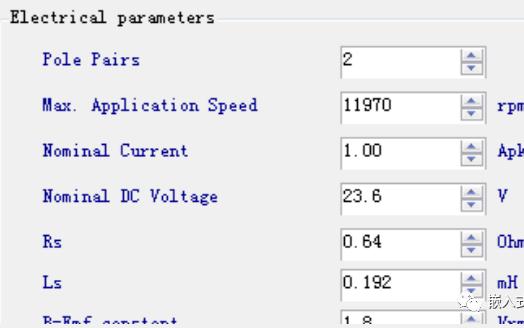 如何利用ST MCSDK實現直流無刷電機控制