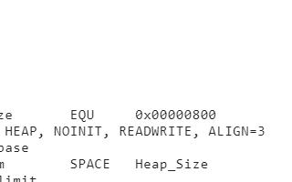 嵌入式系統裸機編程的內存管理簡介