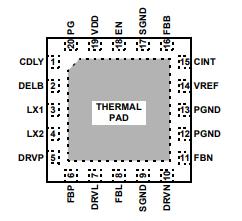 高效率四路DC/DC轉換器EL7585A的特性及應用分析