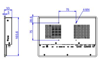 ZX-GP101A工業安卓一體機的產品簡介