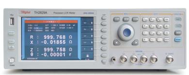 TH2829系列自動元件分析儀的性能特點及功能應用