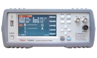 TH2683B絕緣電阻測試儀的產品特點及功能應用