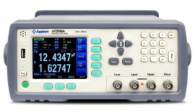 精密LCR數字電橋AT2816A的性能特征及應用范圍