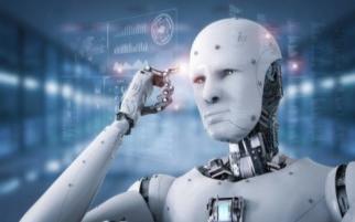 大眾汽車公布電動汽車自動充電機器人的原型
