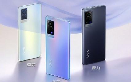 vivo X60性能升級:操作系統OriginOS 8GB內存秒變11GB 20個應用秒開