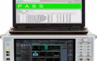 雙端口矢量網絡分析儀MS46522B的特點性能及應用