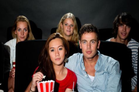 电影院银幕的种类及特点